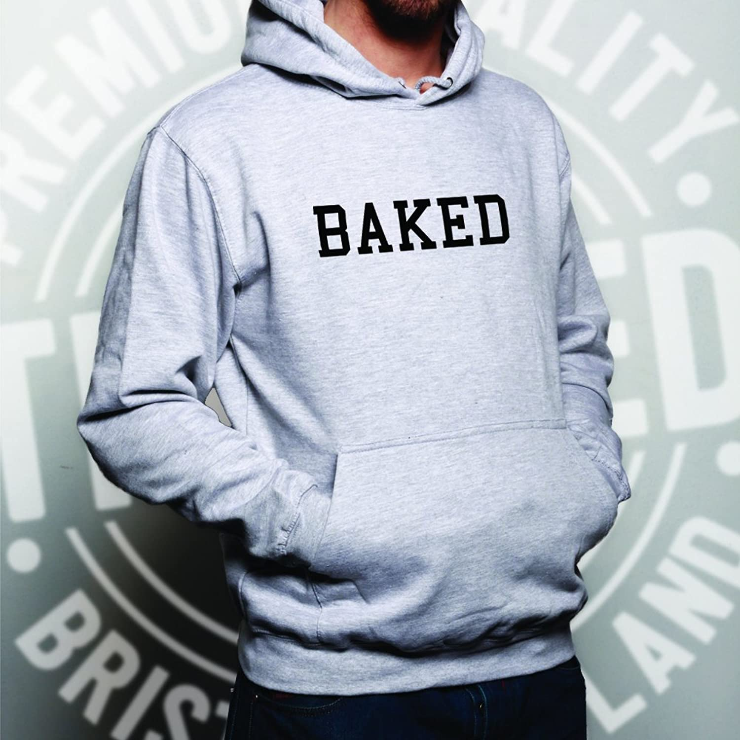 Tim And Ted Baked Hipster Fashion SWAG Dope Hype Cool Funny Slogan Funky  Social Media Cool Safe Trendy Teens Birthday Unisex Hoodie Cool Birthday  Gift ...