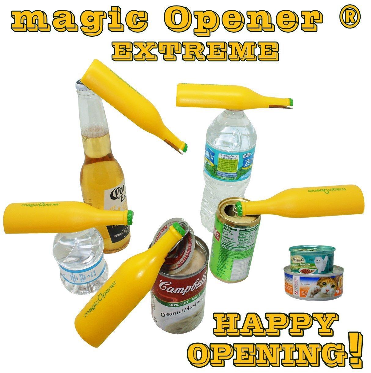 Compra The Extreme Magic Opener - Abridor de Latas y Destapador Botellas de Plastico en Amazon.es