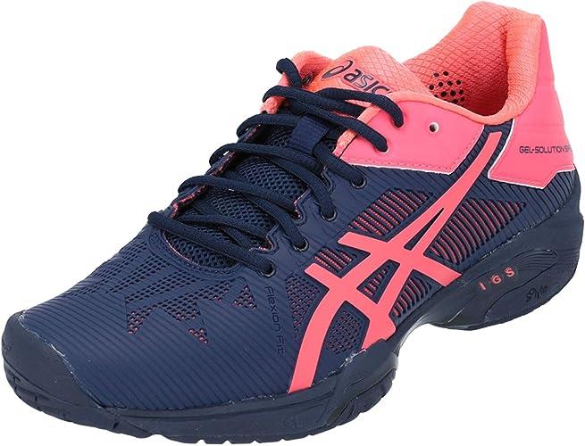 Asics Gel-Solution Speed 3 - Zapatillas deportivas para mujer ...