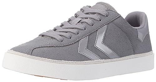 Diamant, Sneakers Basses Femme, Gris (Frost Grey), 41 EUHummel