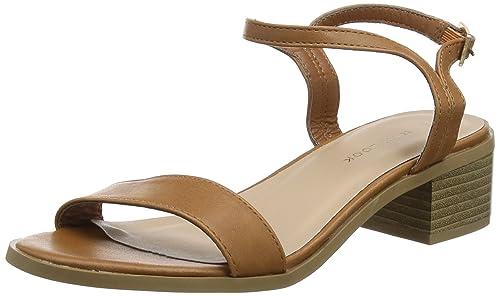 Sandali marroni per donna Oodji Ultra gc9vZ