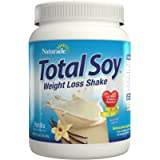 Naturade Total Soy Weight Loss Shake– Vanilla – 19.1 oz (Natural & Artificial)