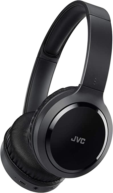 JVC HA-S60BT-B-E Diadema Binaural Inalámbrico y Alámbrico Negro: Amazon.es: Electrónica