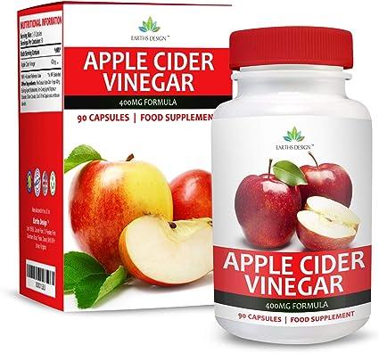 capsulas de vinagre de manzana para que sirven