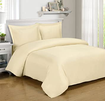 ivory duvet cover king savannah full queen twin xl silky soft covers rayon bamboo sets