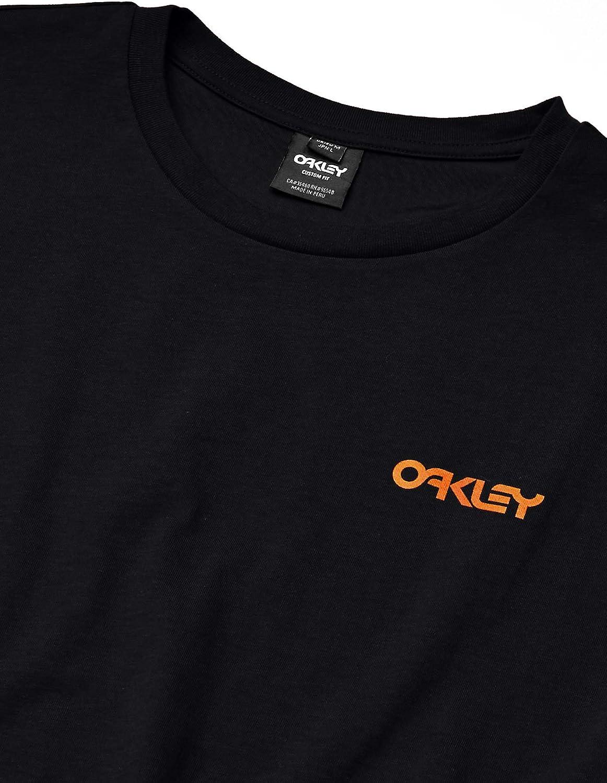 Oakley Mens Iridium tee Camisa para Hombre: Amazon.es: Ropa y accesorios