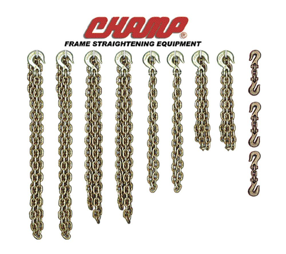 Champ Chain Tool Board with Grab Hooks