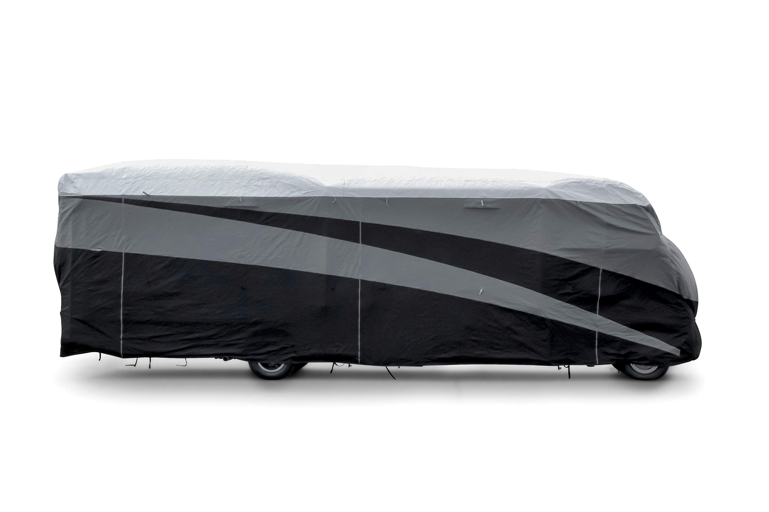 Camco ULTRAGuard Supreme Cover-Extremely Durable Design Fits Class C Model RVs 23' -26', Weatherproof with UV Protection and Dupont Tyvek Top (56114) by Camco (Image #6)