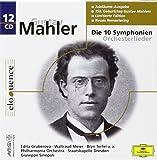 Mahler : Die 10 Symphonien & orchesterlieder (10 symphonies & orchestral songs)