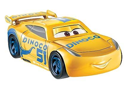 Cars Crash DinocoCorps Pour Petite Voiture Pixar EnfantDyw43 Ramirez Transformables Un ChocJouet Super Et Yeux Après Disney Cruz SUVpGLzjqM