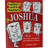 joshuas game especially for people called joshua or josh ideal as a boys stocking - Michaels Christmas Stockings