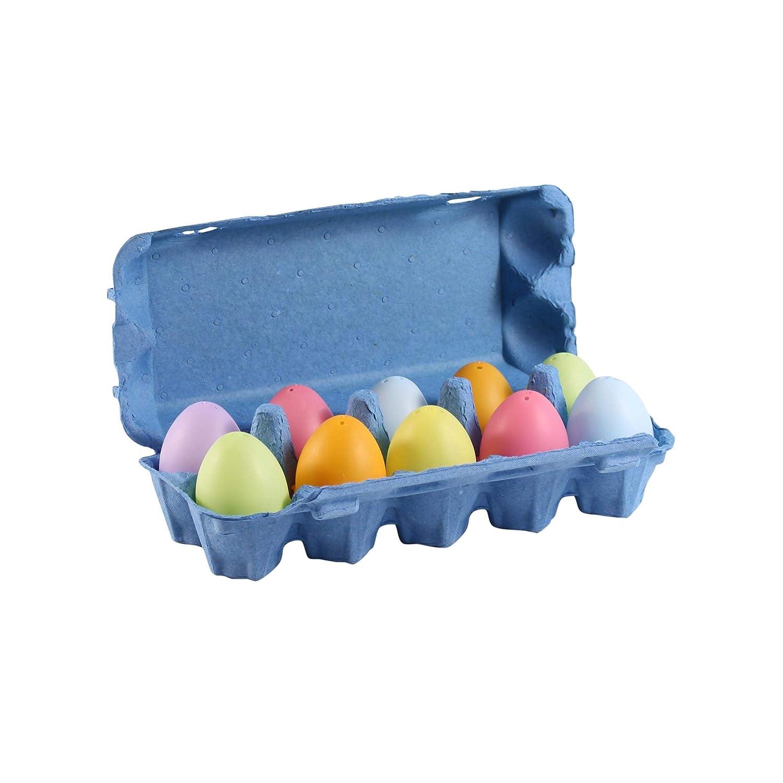 Eierschachtel mit Verschluss Ostergeschenkverpackung 10 St/ück BODA Creative Eierkarton mit Deckel f/ür 10 Eier