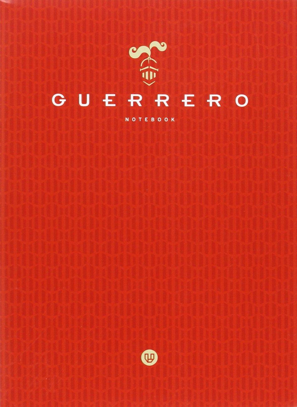 Guerrero 71334 - Libreta 4º, 30 hojas cuadriculadas 4 x 4
