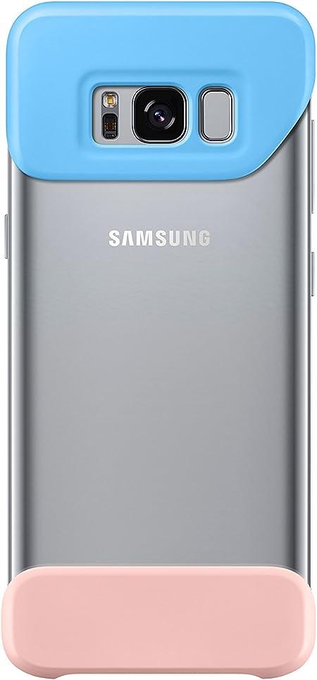 Samsung 2 Piece Cover, Funda para smartphone Samsung Galaxy S8 Plus, Multicolor: Amazon.es: Electrónica