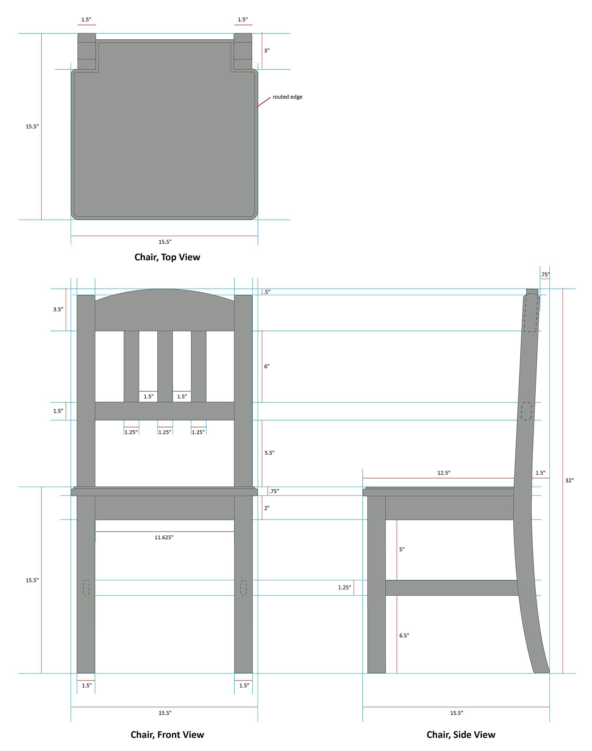 Guidecraft Children's Media Desk and Chair Set Lavender: Student Study Computer Workstation, Wooden Kids Bedroom Furniture by Guidecraft