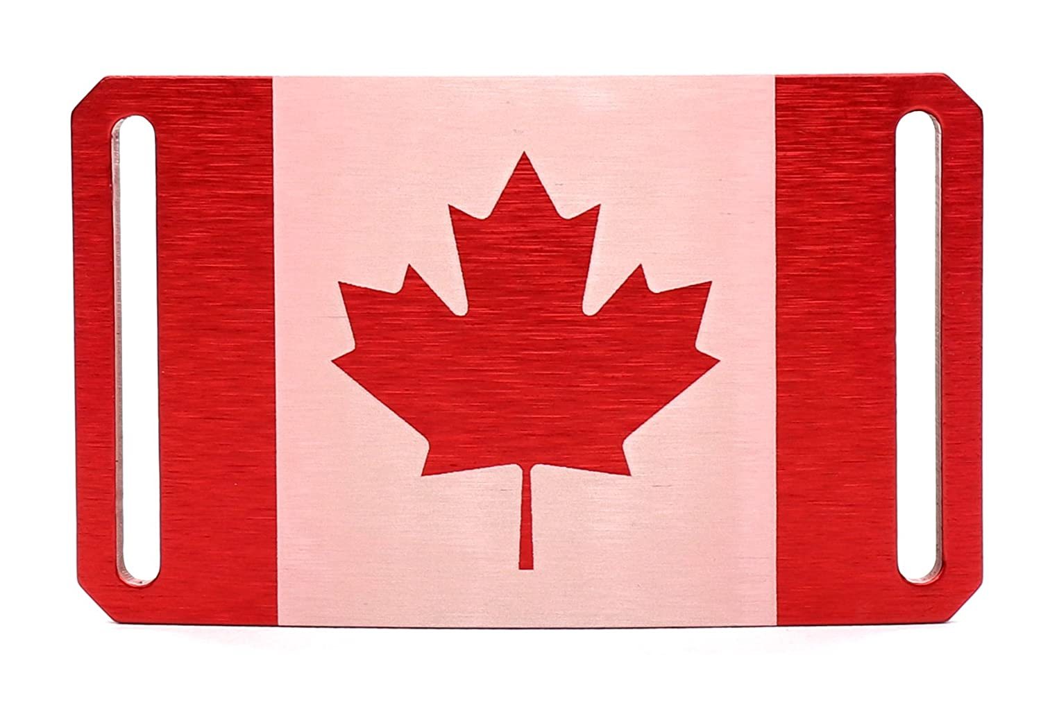 Grip6 Canadian Flag Buckle