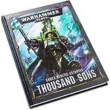 Codex Thousand Sons Warhammer 40,000 (HB)