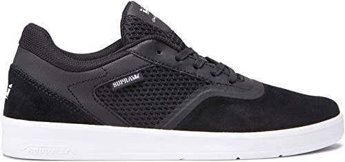 5576ffc376130 Supra Scarpe Saint Black-Gold-White BK  Amazon.it  Scarpe e borse
