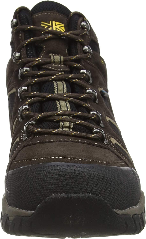 Zapatos de trekking Karrimor Bodmin Mid IV Weathertite Hombre