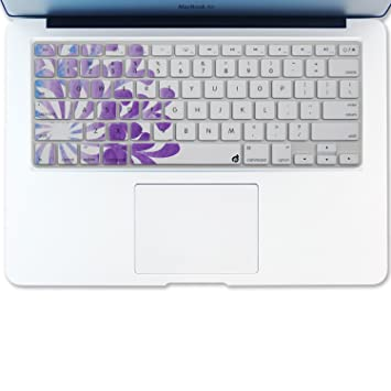Masino® Funda de silicona con teclado ultra delgado teclado piel para nosotros versión en chino