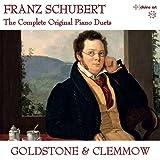 SCHUBERT: Complete Orig. Piano Duets