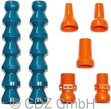 Jeton 1 Metre 1//4 Inch Coolant Hose Joint Hose