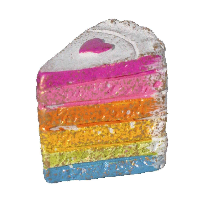 Studio M Magical Rainbow Cake for Miniature Garden Fairy Garden