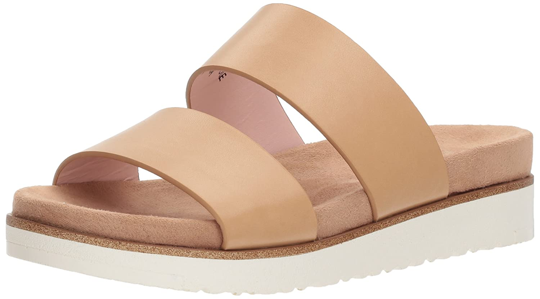 XOXO Women's Dylan Slide Sandal B078F5NX9J M070 M US|Nude