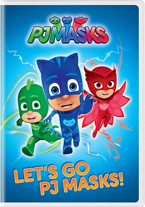 Pj Masks: LetS Go Pj Masks [Edizione: Stati Uniti] [Italia ...