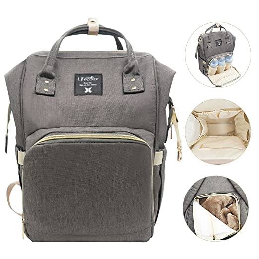20 Best Thumbprintz Diaper Bags Reviewed by Our Experts - #7 is Our Top Pick - Magazine cover