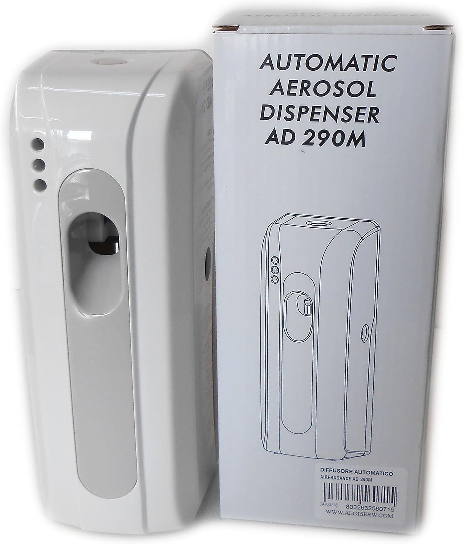 Dispensador automático programable + N.1bote de insecticida Kenpir