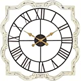 Aspire Eloise French Country 32 in. Wall Clock