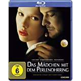 Girl With A Pearl Earring [Blu-ray [Region Free]