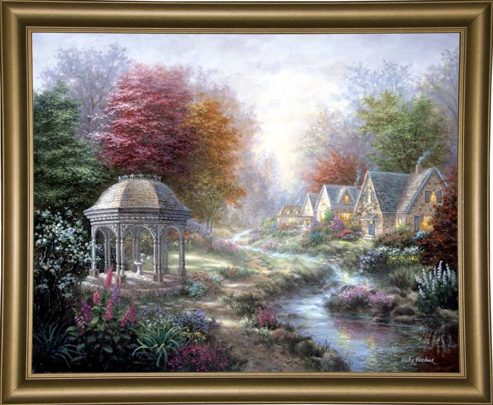 ガゼボ村by Nicky Boehme 25.67