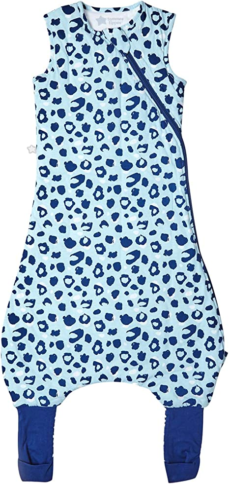 Tommee Tippee Grobag Steppee Baby Romper Suit Abstract Animal 18-36m 1.0 Tog