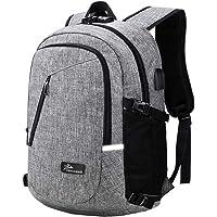 Jasonwell Mochila para Portátil Mochila para Laptop Antirrobo Impermeable Mochila de Viaje Mochila Daypack Mochila…