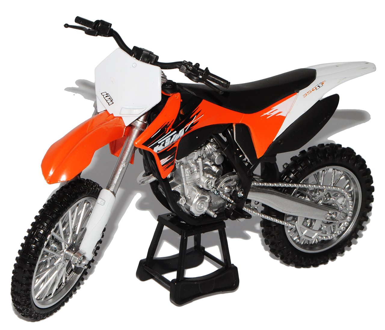 New Ray K-T-M 350 Sx-f 2011 Orange 1//12 Motorradmodelle Motorrad Modell