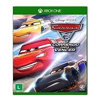 Carros 3 Correndo para Vencer - 2017 - Xbox One