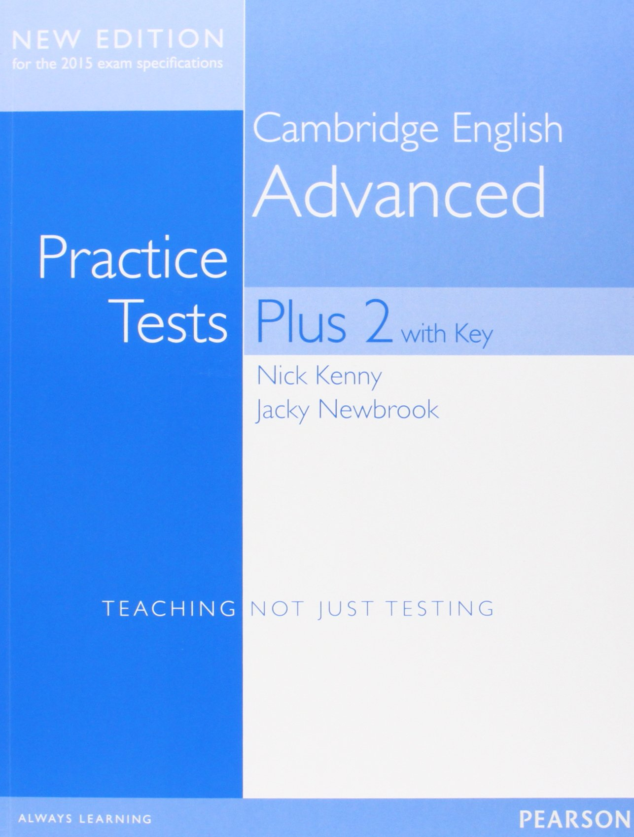 Read Online Cambridge Advanced Volume 2 Practice Tests Plus New Edition Students' Book with Key pdf