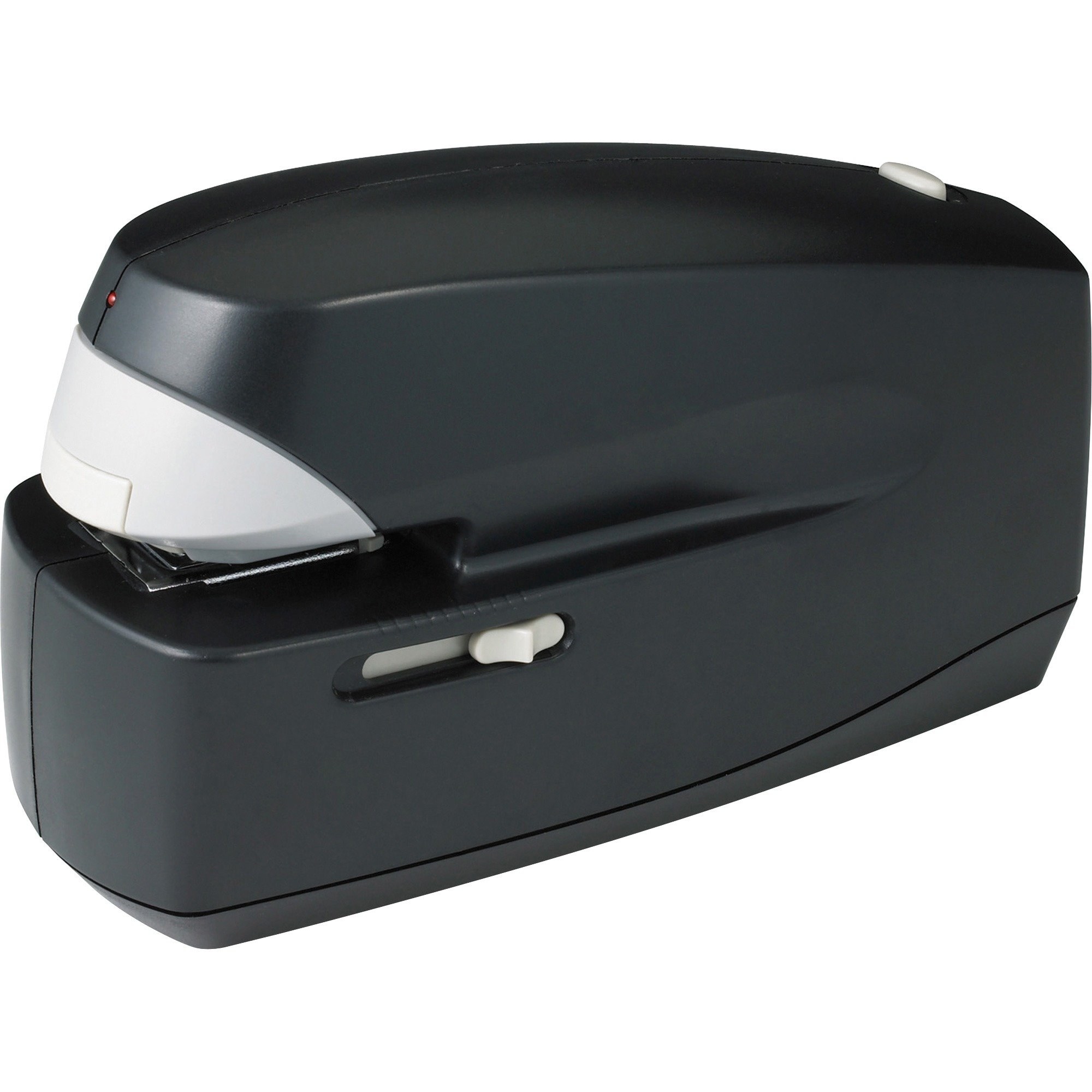 Business Source 62829 Electric Stapler 25 Sht/210 Cap. 35mm Throat Black