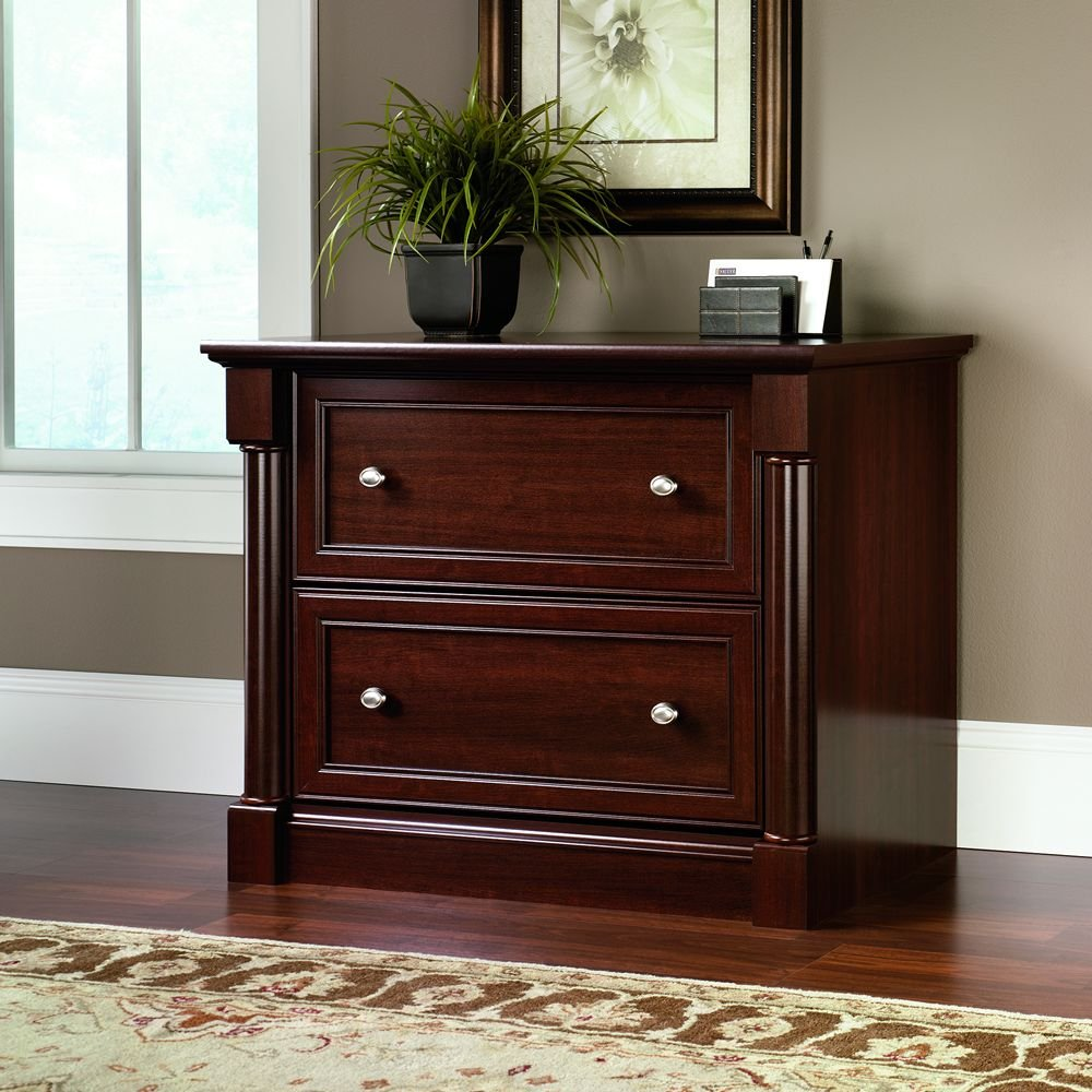 Sauder Palladia Lateral File - Cherry