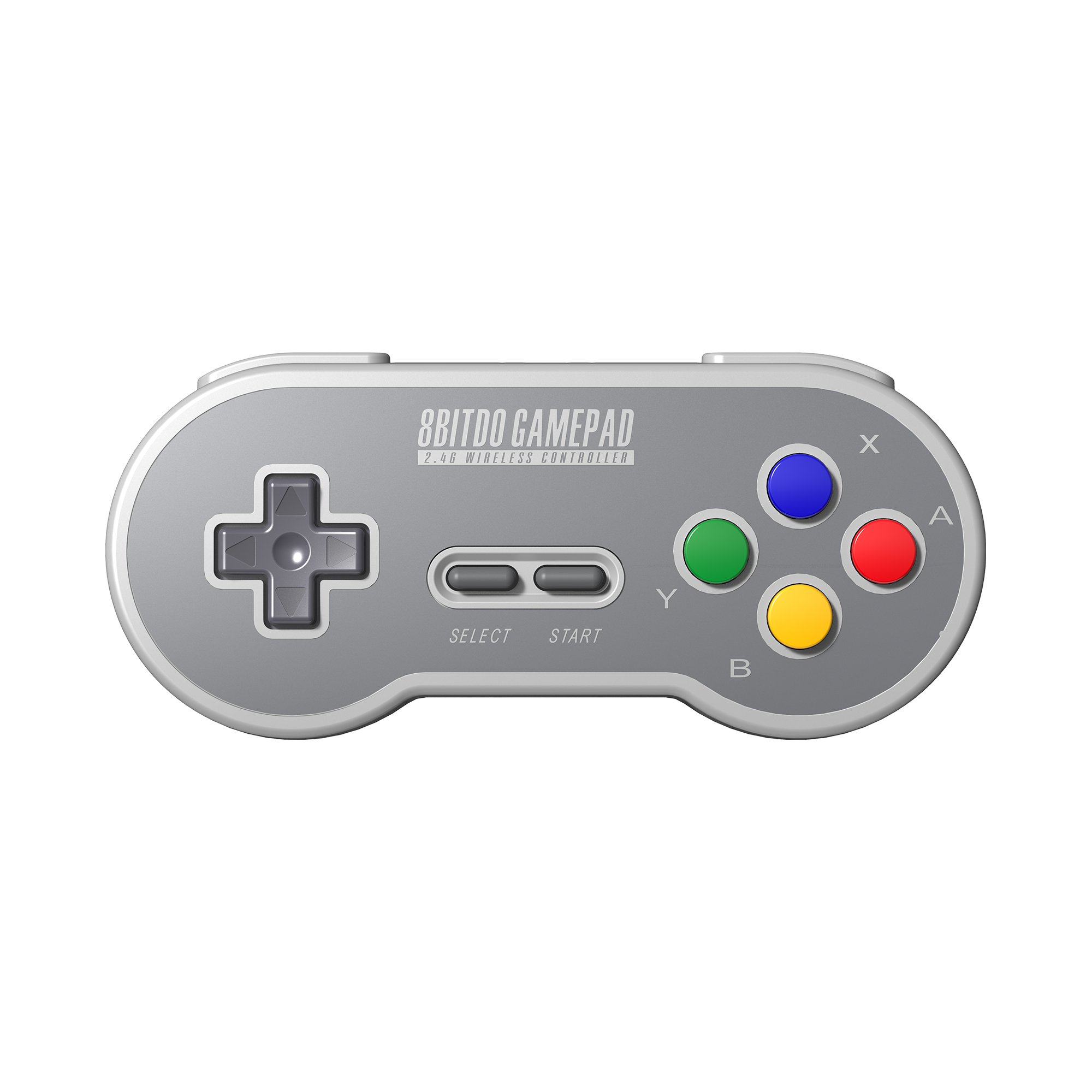 8Bitdo SF30 2.4G Wireless Controller for SFC Classic Edition by 8Bitdo (Image #5)