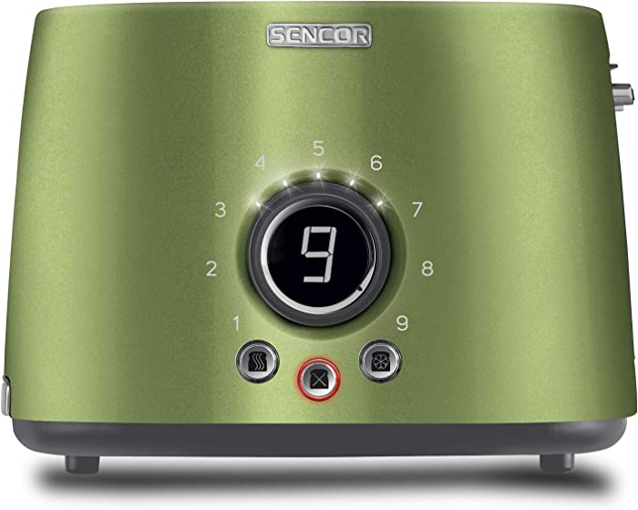 The Best Sencor Green Toaster