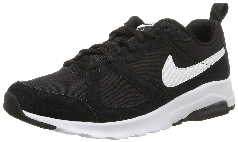 Nike Herren Air Max Muse Laufschuhe  44 EU Mehrfarbig (Black/White)