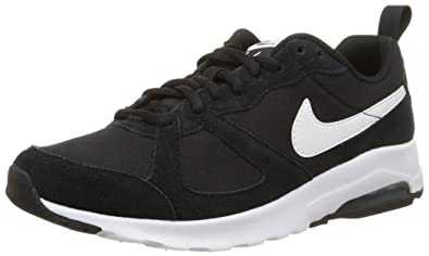 outlet store ad37f aadf4 Nike - Air Max Muse -, Homme, Multicolore (Black White),