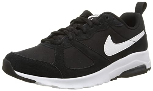 ea9c5a0e03f9 Nike Men Black Air Max Muse Leather Casual Shoes (8UK)  Buy Online ...