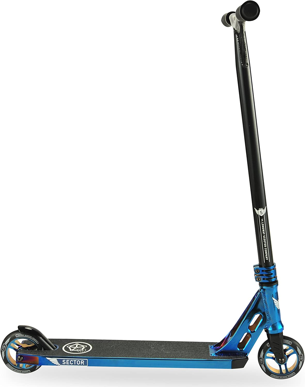 Amazon.com: Longway Sector Pro Kick Trick Stunt Scooter ...