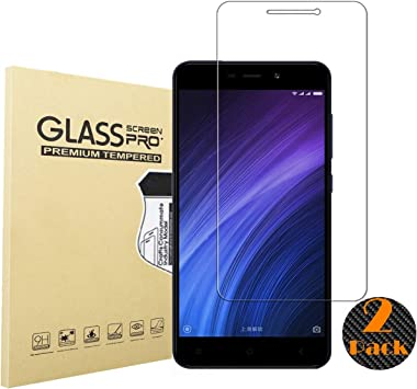 RUIST Protector Pantalla Xiaomi Redmi Note 4,[2-Pack] 9H Dureza [2.5D Borde Redondo] Vidrio Templado [Alta Definición] Sin Burbujas Cristal Templado para Xiaomi Redmi Note 4: Amazon.es: Electrónica