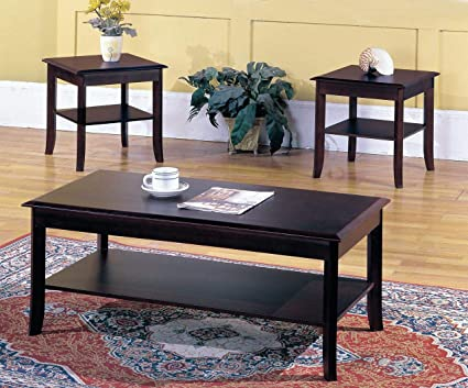 Coffee And End Table Sets With Storage 9