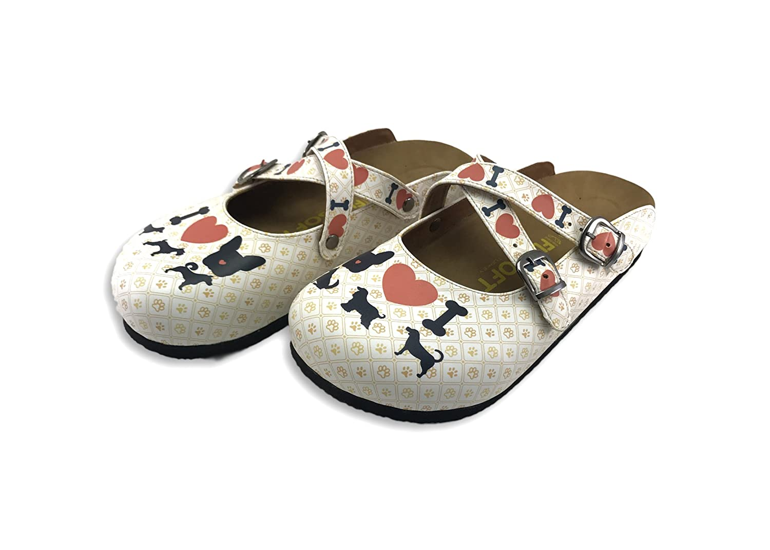 57f074a8724d Fly Soft Bonito Women Casual Slip-on Clogs
